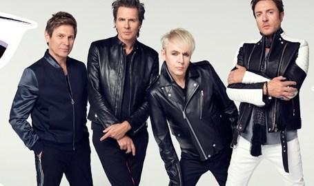 Imagen actual de Duran Duran