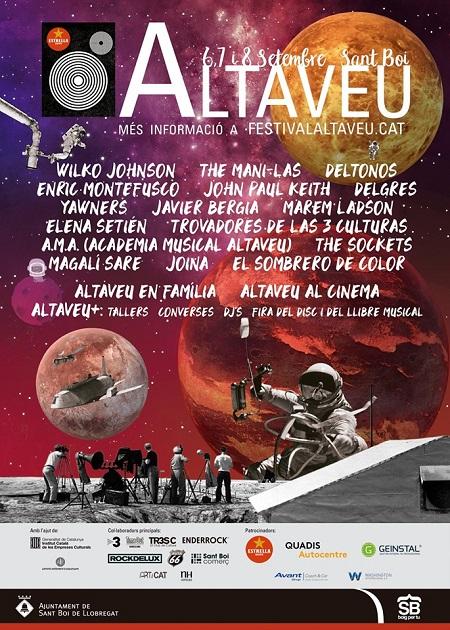 Catel del festival Altaveu