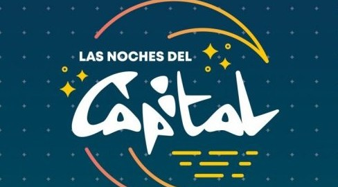 Logo de las Noches del Capital