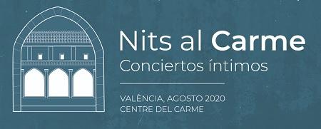 Logo de Nits al Carme