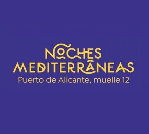 Logo del Noches Mediterráneas