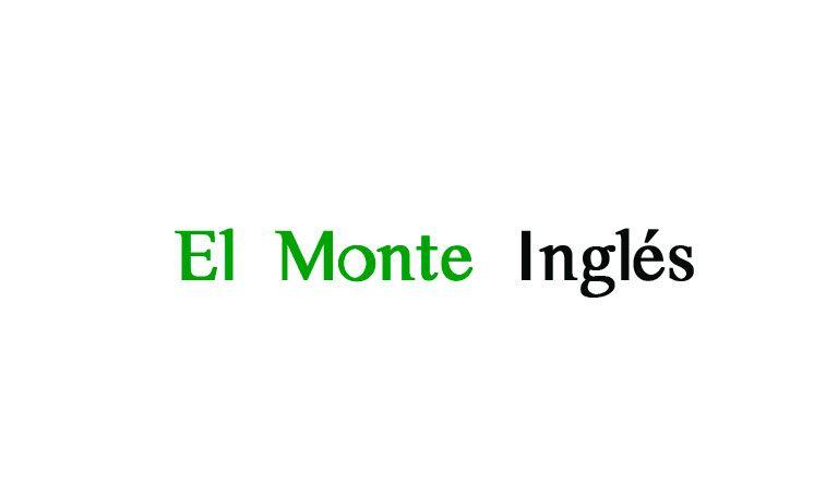 El Monte Ingles - logotipo
