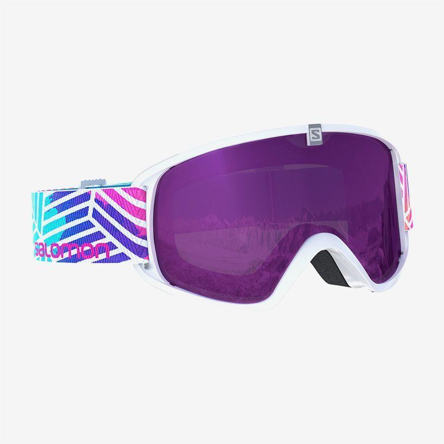 Gafas de snow en el outlet de Salomon