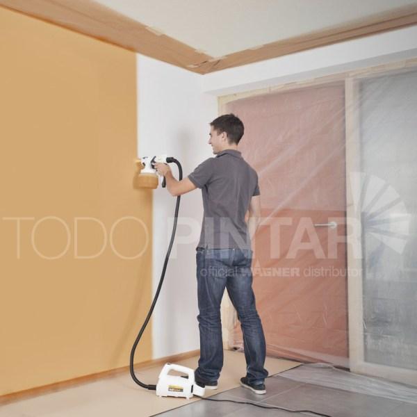 Pistola wagner w615 especial para pintura pl stica en - Pistola para pintar paredes precios ...