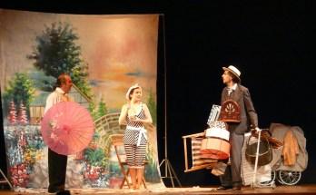 Escena de teatro