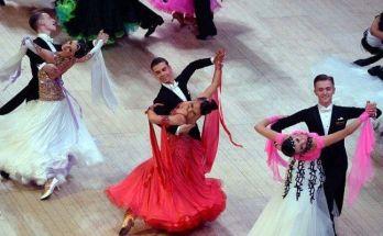 Bailarines de Salón