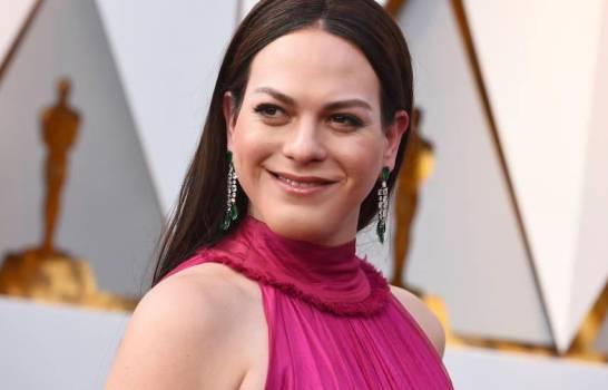 La actriz transgénero Daniela Vega. (FUENTE EXTERNA)