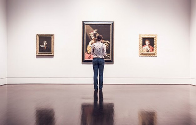 Dentro e la Galería