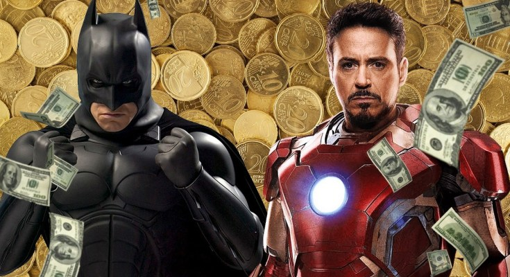 Ironman y batman