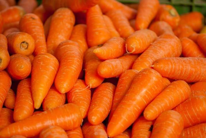 beneficios de consumir zanahorias