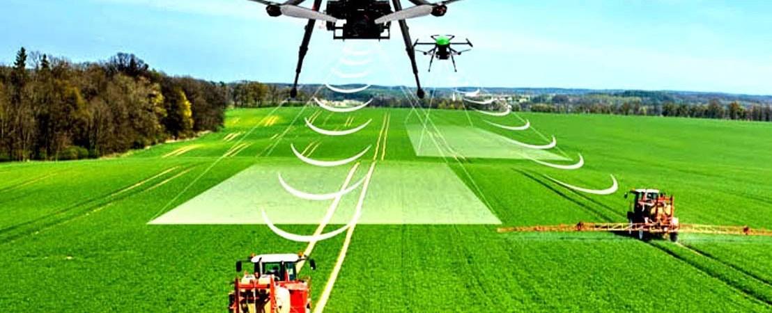 nuevas tecnologias en la agricultura
