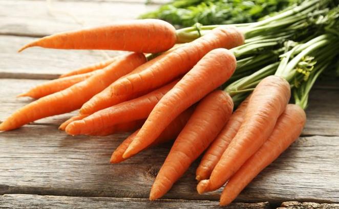 producción de zanahorias a nivel mundial