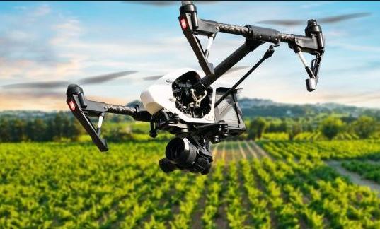 Razones para usar drones en la agricultura