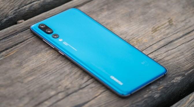 Huawei P20 pro con la mejor cámara fotos del 2018