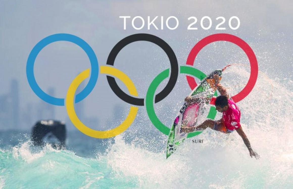 El Surf ya es Deporte Olímpico! - TODOSURF
