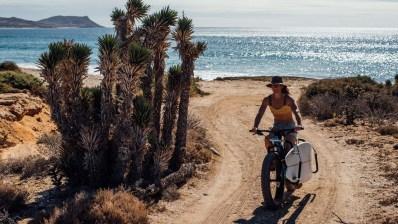 Surftrip en Bicicleta por la Baja California