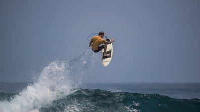 El mejor surfista de aéreos mundial ha vuelto