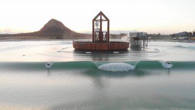 La piscina de olas autraliana Surf Lakes, a España en 2019