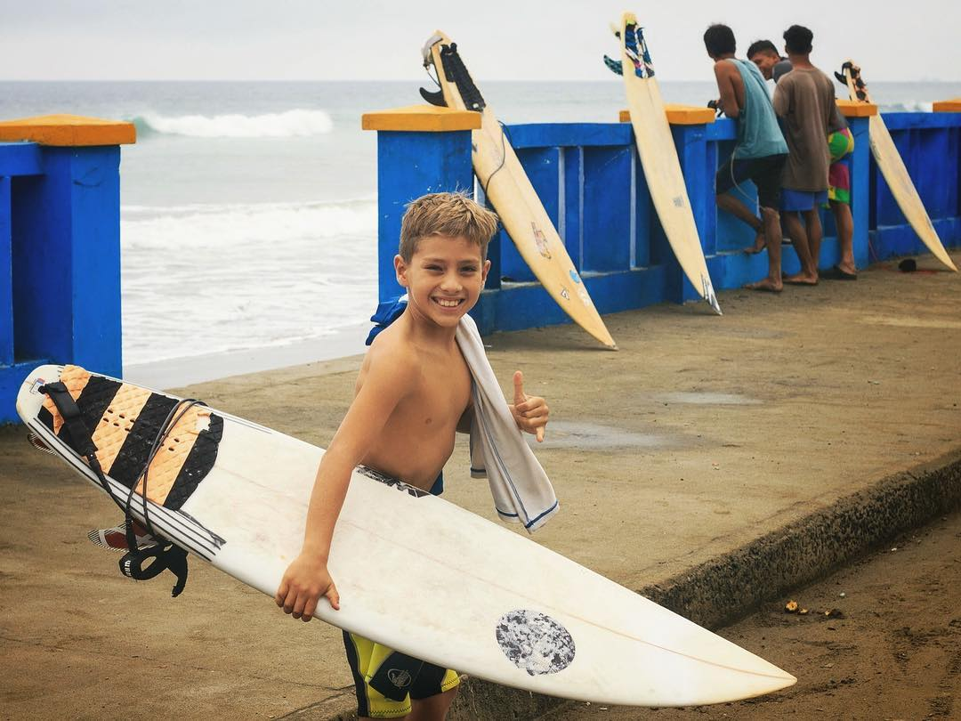surf niño