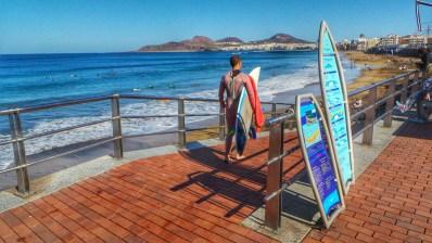 Canarias decidirá los campeones de España de Surf