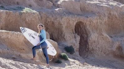 De Surftrip a Marruecos con Lucia Martiño