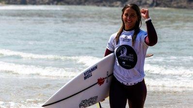 El Goanna Pro viste Asturias del mejor surf nacional