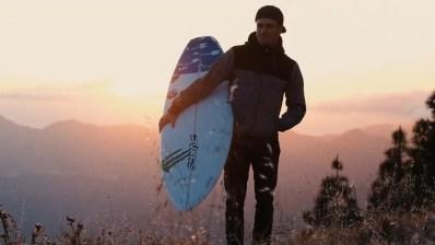 Luis Díaz, el mejor Power Surfing Canario