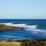 Las diferentes componentes del oleaje: mar total, mar de viento y mar de fondo en las predicciones Todosurf