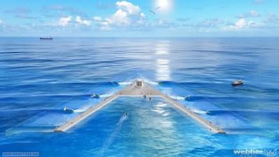 Nuevos arrecifes artificiales: ¡olas perfectas delante de tu casa!