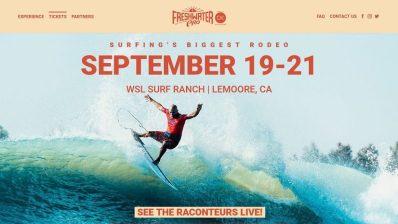 Freshwater Pro: La WSL vuelve al Surf Ranch