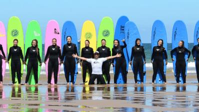 5 razones por las que iniciarse en una escuela de Surf