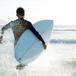 El surf de competición está de vuelta y ya se han visto las primeras pruebas disputadas en España