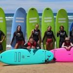 MARIOLAS: La primera comunidad de mujeres que surfean