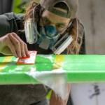 Como reparar tu tabla de surf