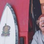 El sueño del surfista pasar el confinamiento en tu furgo - Duco Flint