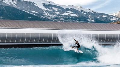 El Wavegarden en los Alpes abre esta primavera