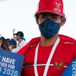 Clafisicados para las olimpiadas de Tokio 2021