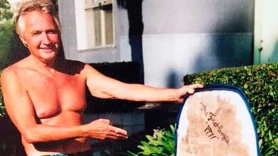 Ha fallecido Tom Morey el inventor del bodyboard