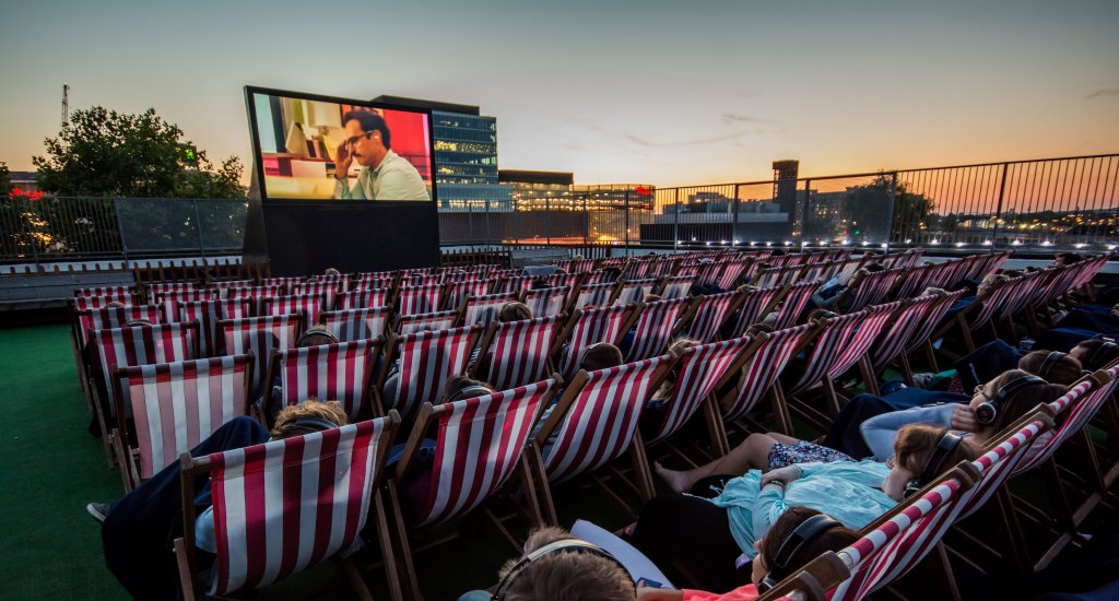 Bucket List Films Must See Movies Rooftop Film Club >> Rooftop Film Club Roof East Todott Things To Do In London