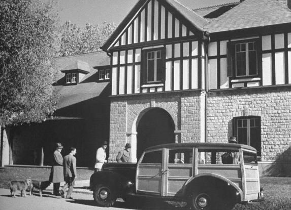 Casa de Anchorena