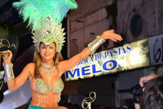 Carnaval en Melo