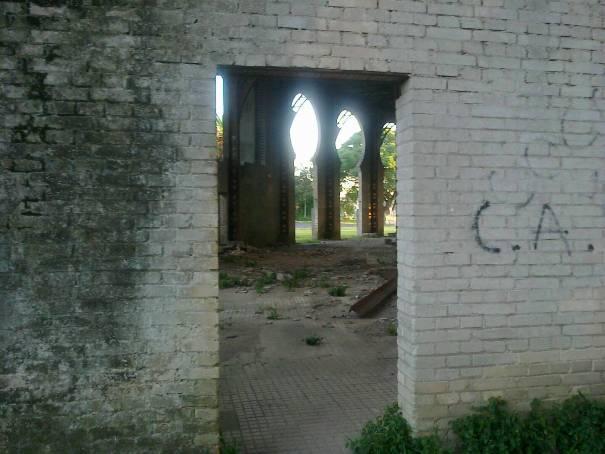Plaza de Toros desde adentro