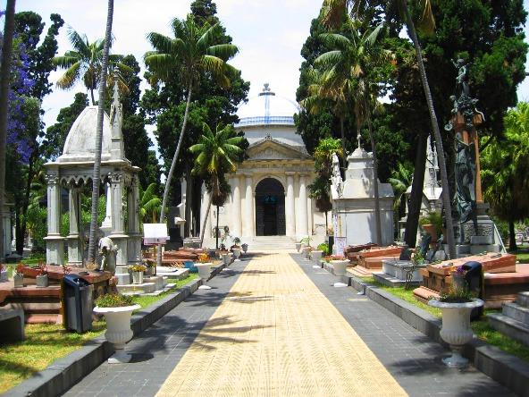 Cementerio Central