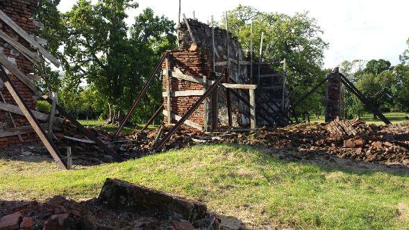 Ruinas Calera de las Huérfanas