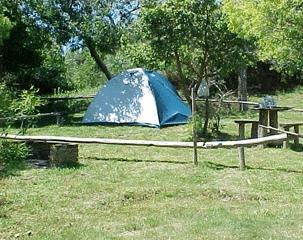 Parcela Camping Punta Rubia