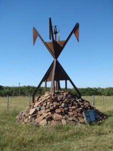 Memorial Charrúa de Salsipuedes