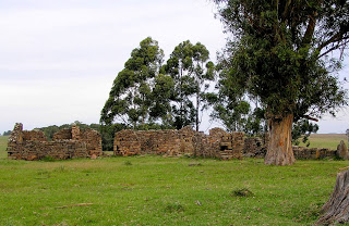 Ruinas del Fortín de Farruco