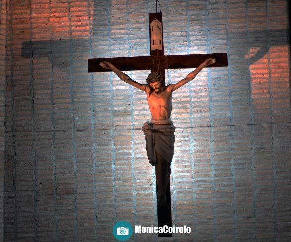 Cristo de la Iglesia San Pedro de Durazno