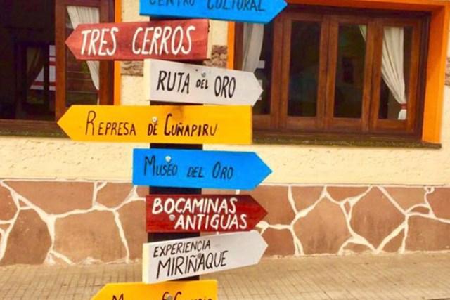 Villa Minas de Corrales