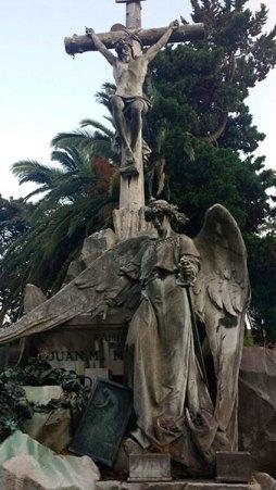 Escultura Cementerio Central